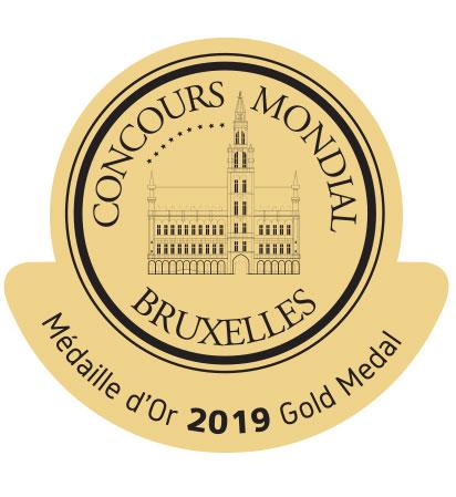 Medalla_oro_Mundial-Bruxelas_Crianza_Pinna-Fidelis